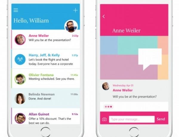 Microsoft's Latest Mail App